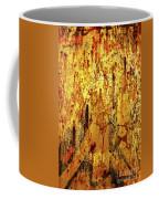 Grafitti Detail Coffee Mug