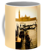 Grand Canal At Sunset - Venice Coffee Mug