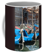 Grand Canal Gondolas Painting Coffee Mug