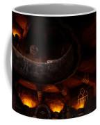 Grand Canyon Desert View Watchtower - Greeting Card Coffee Mug
