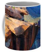 Grand Canyon Into Space Coffee Mug