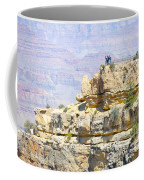 Grand Canyon Overlook Coffee Mug