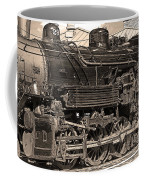 Grand Canyon Railroad Locomotive Coffee Mug