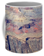 Grand Canyon Rock Formations IIi Coffee Mug