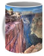 Grand Canyon Toroweap Vista Coffee Mug