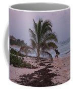 Grand Cayman Surfer Coffee Mug