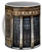 Grand Door - Leeds Town Hall Coffee Mug