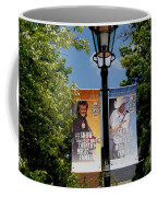 Grand Ole Opry Flags Nashville Coffee Mug