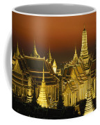 Grand Palace And Temple Of The Emerald Coffee Mug