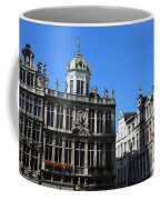 Grand Place Buildings Coffee Mug