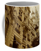 Grand Place Perspective Coffee Mug