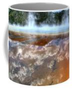 Grand Prismatic Spring Iv Coffee Mug