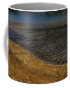 Grand Prismatic Spring Runoff Coffee Mug
