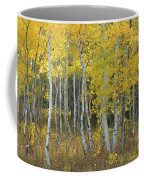 Grand Teton Aspens Coffee Mug