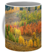 Grand Teton Fall Color Coffee Mug
