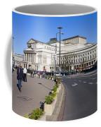 Grand Theatre In Warsaw Coffee Mug