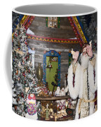Grandfather Frost Of Russia Coffee Mug