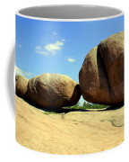 Granite Boulders 2  Coffee Mug