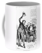 Grant/tweed Cartoon, 1872 Coffee Mug