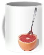 Grapefruit Spoon 2 Coffee Mug