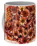 Graphic Dasies Coffee Mug