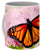 Graphic Monarch Coffee Mug