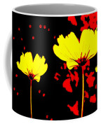 Graphic Three Coffee Mug