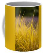 Grass Abstract 3 Coffee Mug