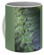Grass Abstraction Coffee Mug