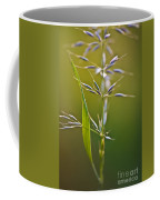 Grass In Flower Coffee Mug