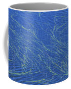 Grasses And Water Coffee Mug