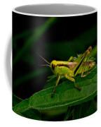 Grasshopper 1 Coffee Mug