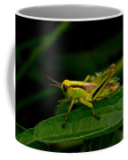 Grasshopper 2 Coffee Mug