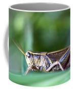 Grasshopper Coffee Mug