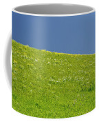 Grassy Slope View Coffee Mug