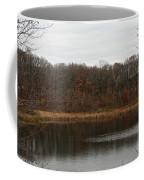 Gray Lake Coffee Mug
