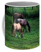 Grazing - Watercolor Coffee Mug