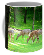 Grazing Doe Coffee Mug