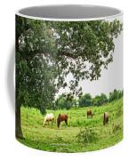 Grazing Under The Oak Coffee Mug