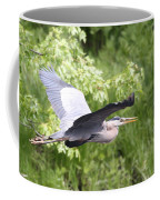 Great Blue Flight Coffee Mug