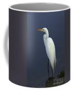 Great Egret 2 Coffee Mug