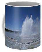 Great Fountain Geyser Seen Coffee Mug