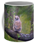 Great Horned Owlette Coffee Mug