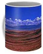 Great Salt Lake And Antelope Island Coffee Mug