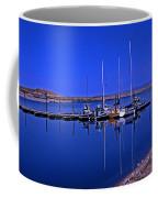 Great Salt Lake Antelope Island Marina Coffee Mug