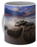 Great South Bay Sunset Coffee Mug