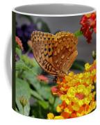 Great Spangled Fritillary Coffee Mug