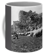 Great Tower Of Tiryns - Greece - Birthplace Of Hercules Coffee Mug
