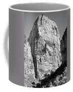 Great White Throne Coffee Mug