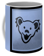 Greatful Dead Dancing Bears In Cyan Coffee Mug